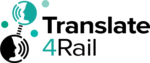 Translate4Rail project logo